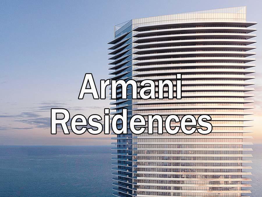 Armani Residences Sunny Isles