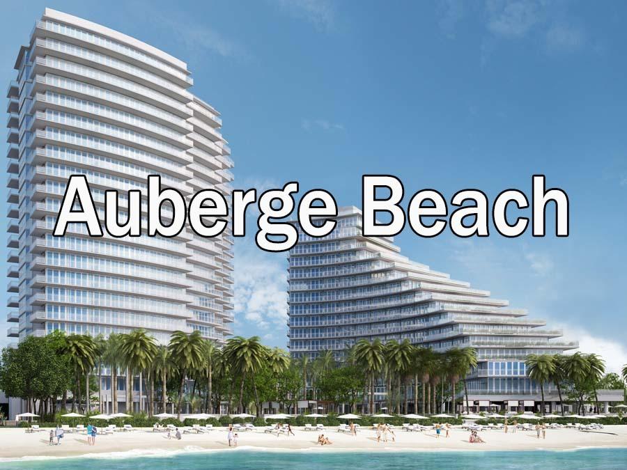 Auberge Beach – Fort Lauderdale