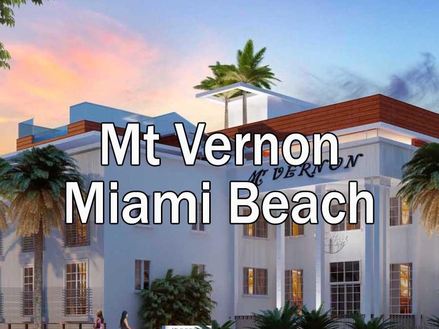 Mt Vernon – Miami Beach
